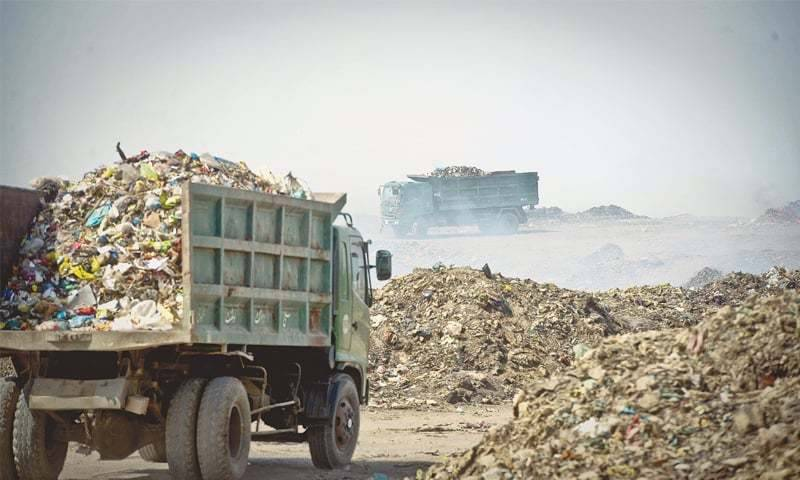 Turning Trash into Electricity: A Case for Karachi