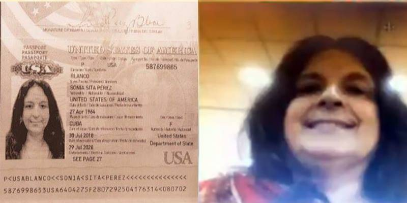 American woman lands in Pakistan without visa