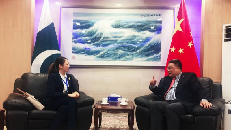Exclusive Interview: Chinese diplomat clears doubts about CPEC, 'internment camps', and growing footprints in Africa