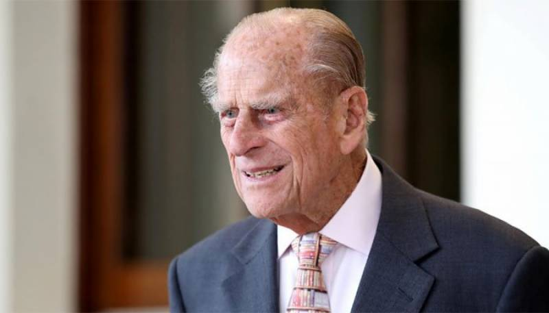 Prince Philip escapes unhurt after being involved in car crash