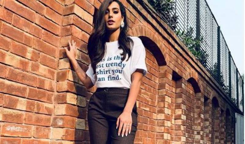 Iqra Aziz reacts to hate comments on latest Instagram picture