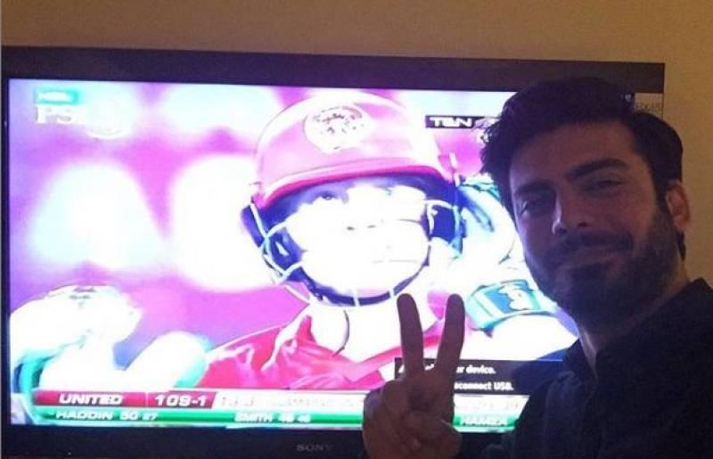 #KhelDewanoKa: 4th PSL anthem sung by Fawad Khan is finally out!