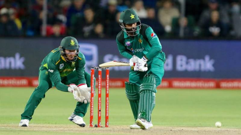 Pakistan beat South Africa by five wickets in first ODI