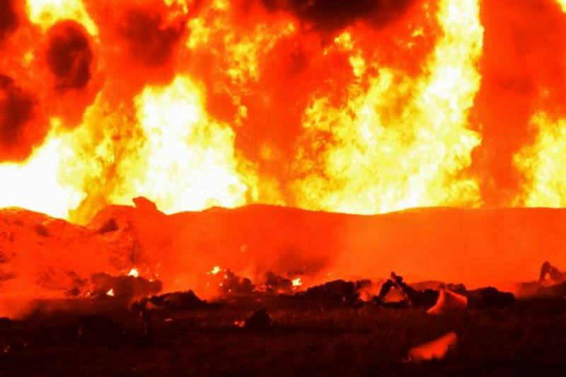At least 73 killed in Mexico petrol pipeline explosion