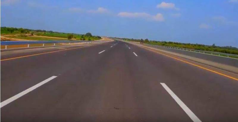 CPEC-funded Lahore-Abdul Hakeem motorway to open on Feb 15