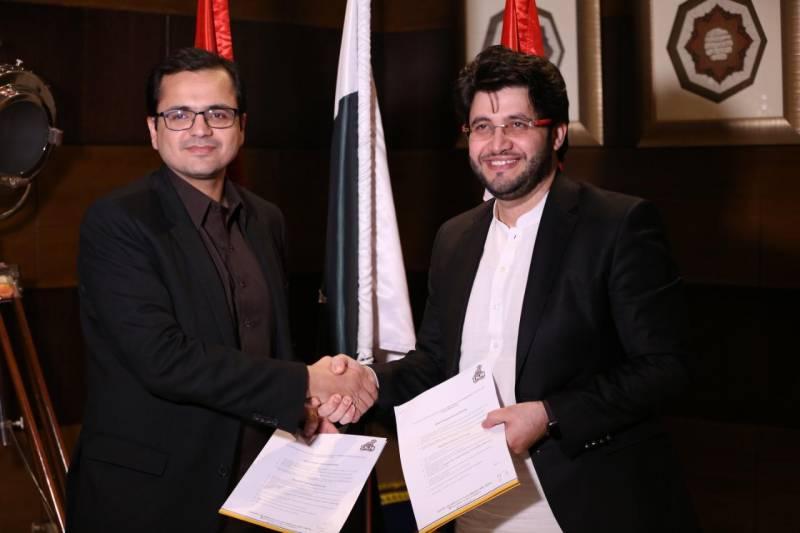 Daily Pakistan, Peshawar Zalmi ink MoU for PSL 4
