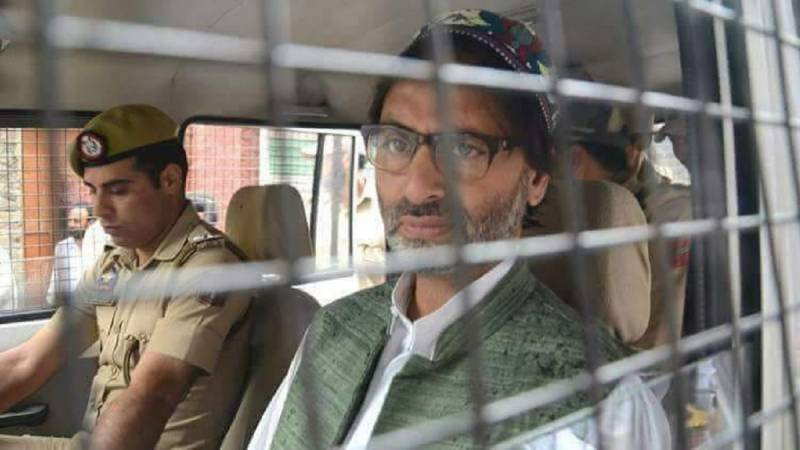 Indian police arrest Yasin Malik, other leaders in Srinagar