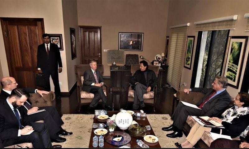 US Senator Lindsey Graham praises PM Imran's role in Afghan peace process