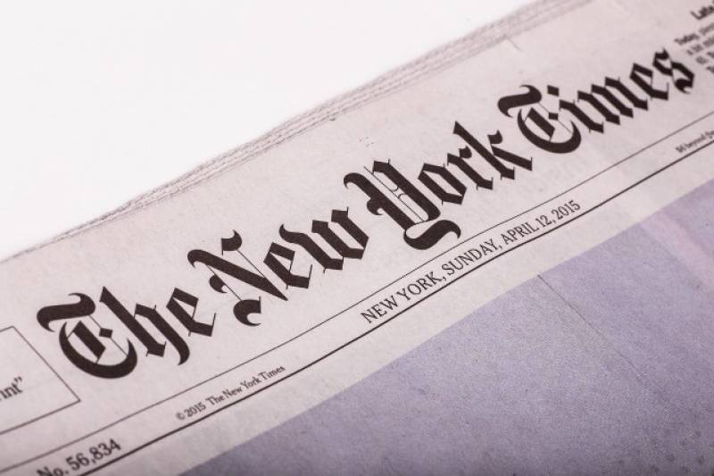 118 Articles, 1 Year - An Analysis of New York Times' Coverage of Pakistan