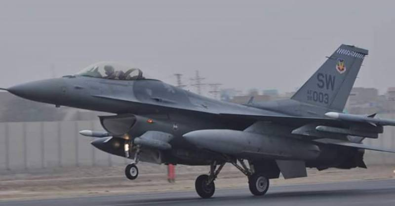 'Falcon Talon III': USAF sends fighter jets to Pakistan for joint exercises