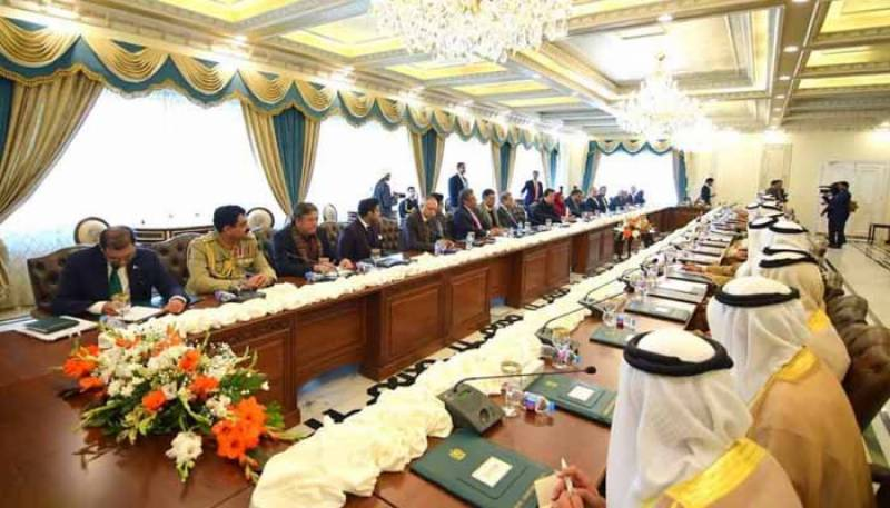 Pakistan, UAE sign $3 billion balance-of-payments support package
