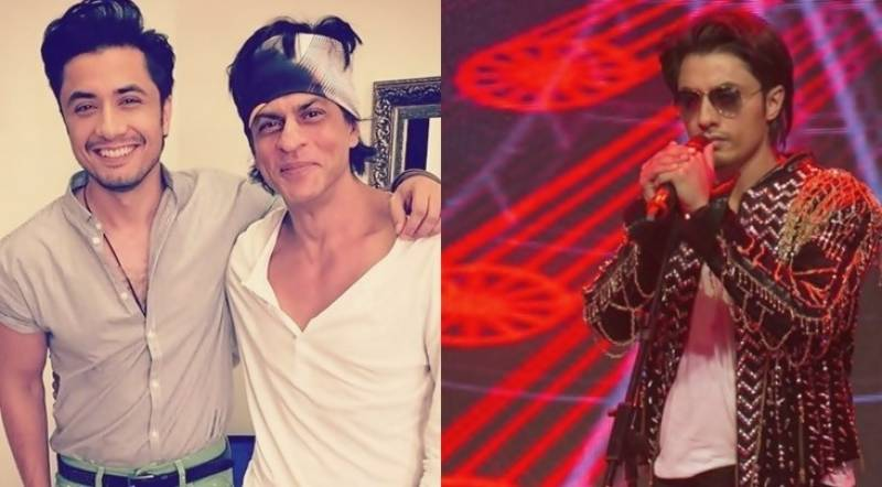 Shah Rukh Khan wanted this track by Ali Zafar in Zero
