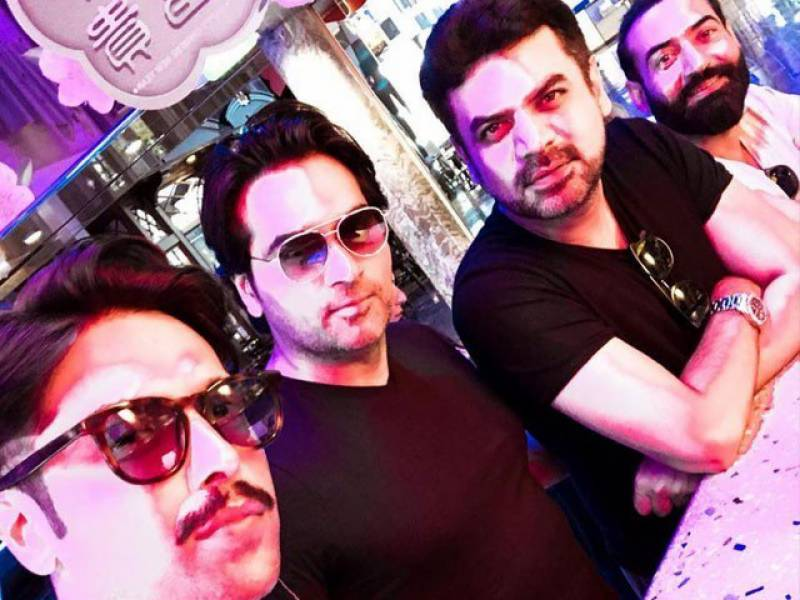 Fahad Mustafa asked Vasay to do this thing and we want him to say yes