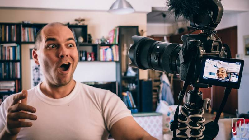 Vlogging - an impractical career choice