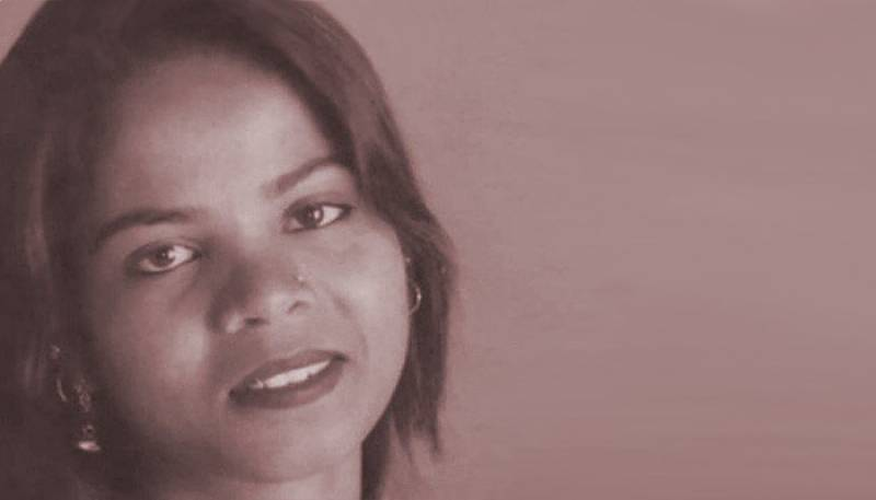 Asia Bibi's lawyer returns to represent her 'one last time'