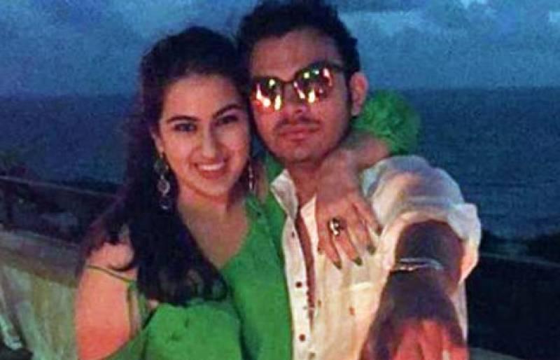 Sara Ali Khan reveals her relationship status