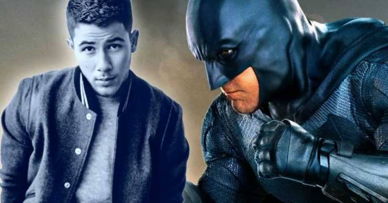 Nick Jonas to be the new Batman? Here's how Twitter is reacting to it