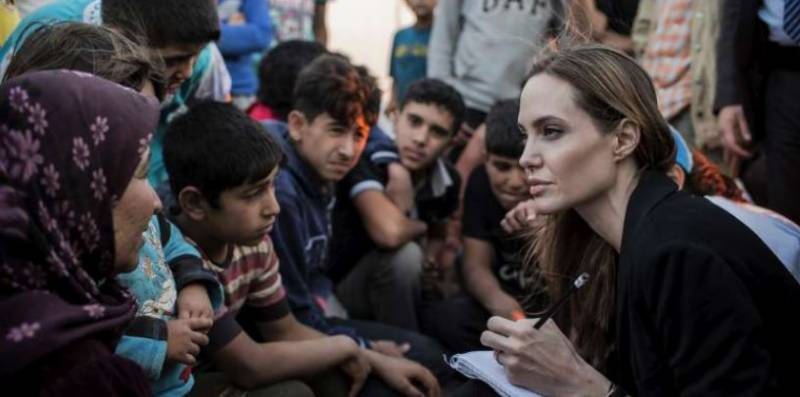 Angelina Jolie to visit Rohingya victims in Bangladesh