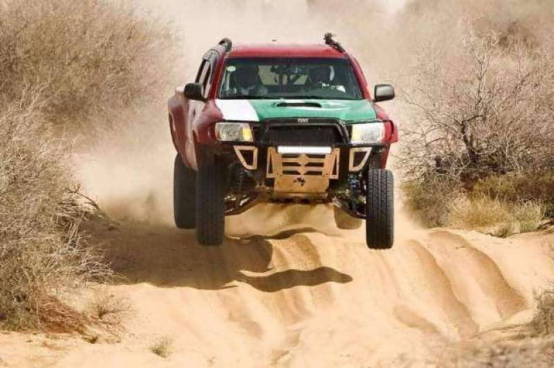 Cholistan Jeep rally 2019 to begin from Feb 14