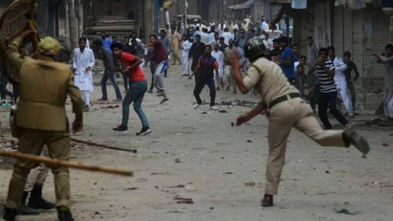 India fails to suppress Kashmiris' struggle for self determination: Pakistan's foreign office