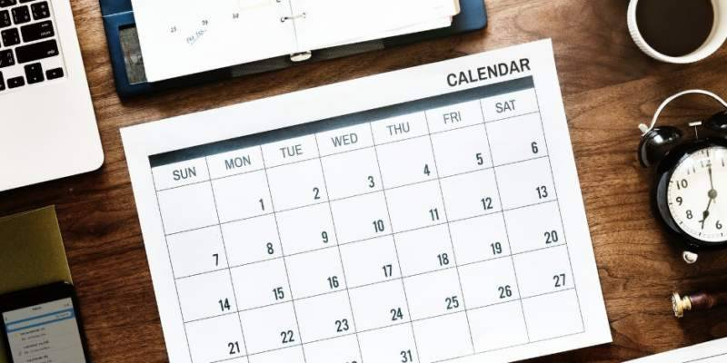 List of public holidays for 2019 released