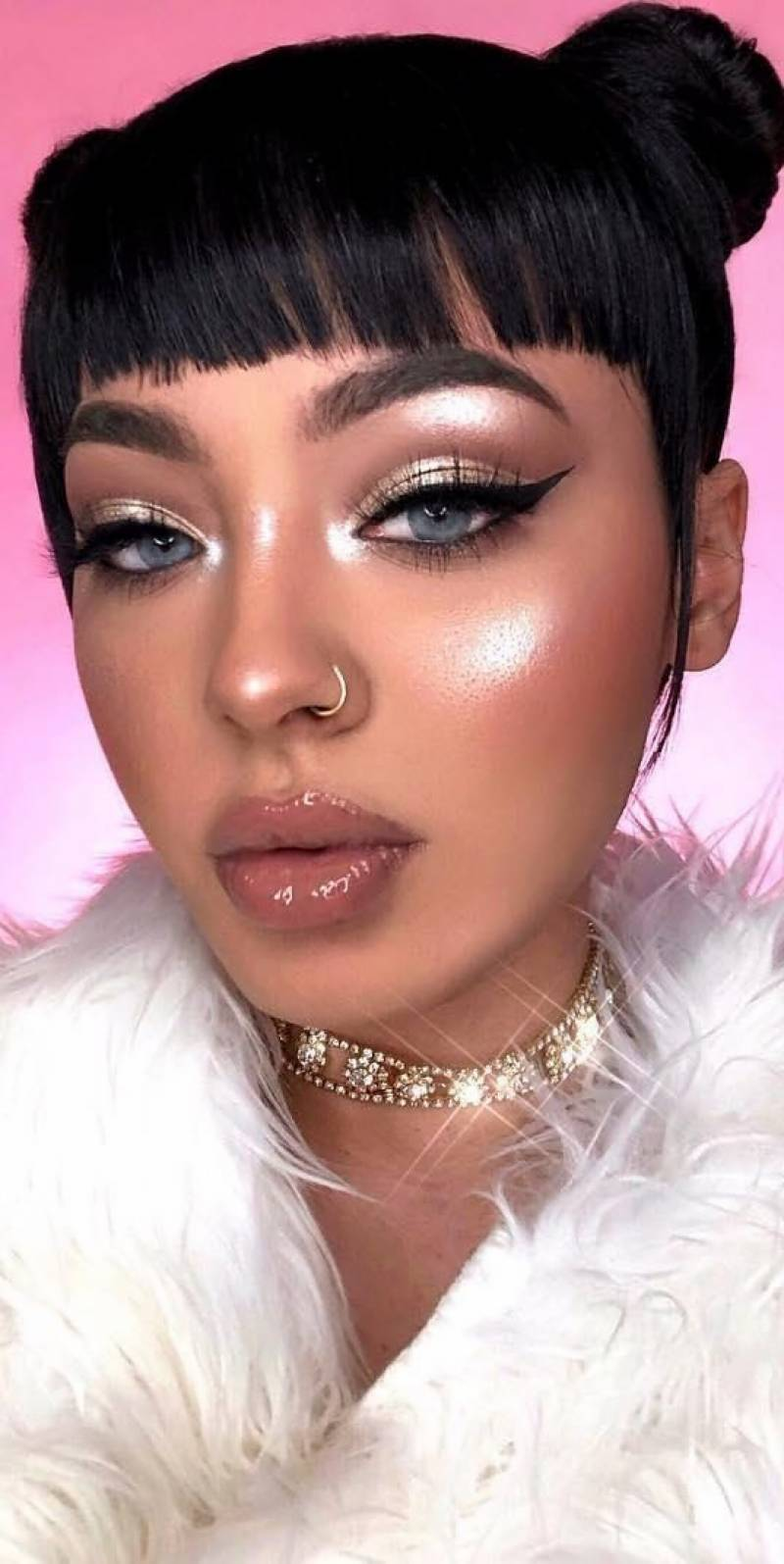 Bratz challenge make-up is taking over social media