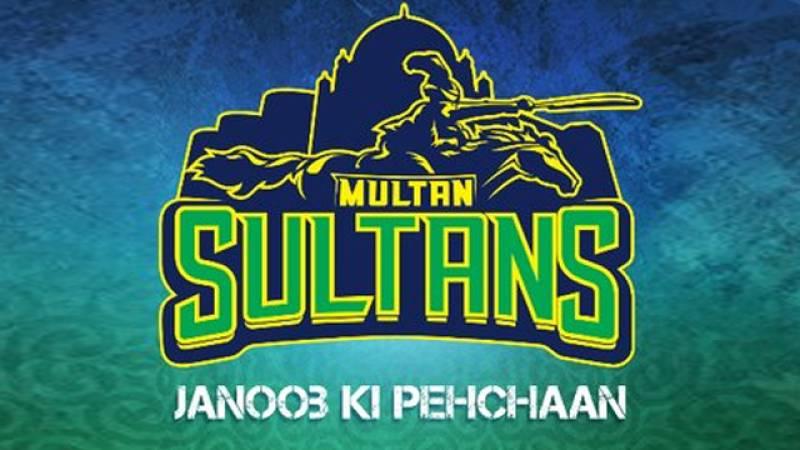 Designer accuses Multan Sultans for stealing logo