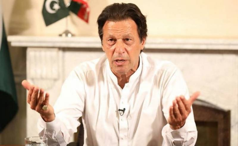 PM Imran calls upon freedom lovers to stand with Kashmiris