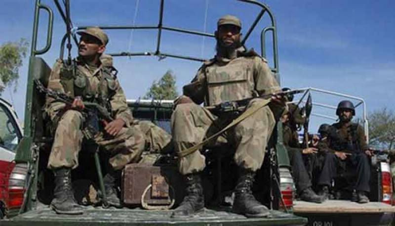 Security forces kill three terrorists in South Waziristan operation
