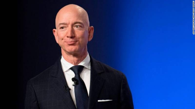 Amazon CEO reveals how a tabloid is threatening to leak his nudes
