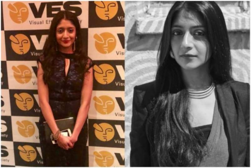 Laraib Atta becomes the first Pakistani to be nominated for VES Awards
