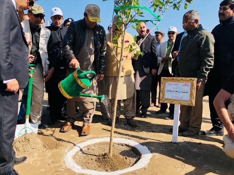 'Plant for Pakistan': PM Imran launches 10 billion tree plantation drive in Balloki