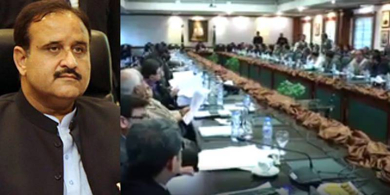 Punjab Cabinet approves 40 point agenda for development in different sectors