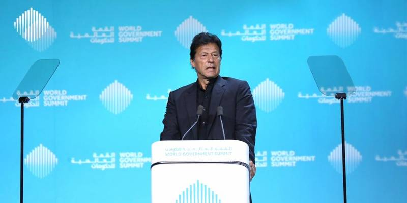 This is the right time to invest in Pakistan, says PM Imran at 7th World Govt Summit