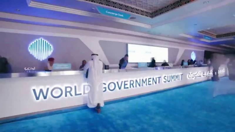 World Government Summit opens In Dubai