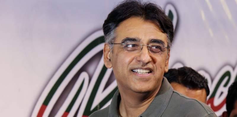 Asad Umar says ready to visit US for negotiations with PayPal