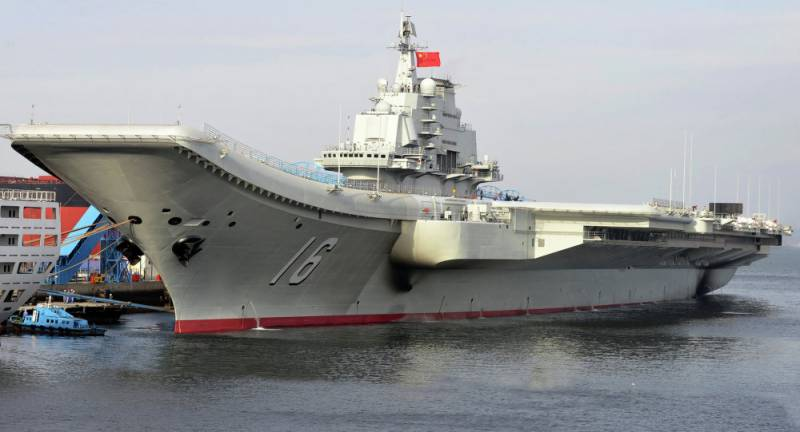 Chinese diplomat clears the air on 'sale' of aircraft carrier to Pakistan