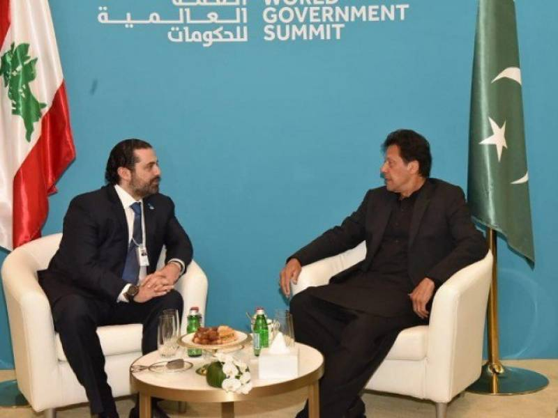 Lebanese PM regrets securing deal for Sharifs, claims Fawad Ch