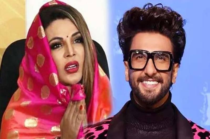 Ranveer Singh loves Rakhi Sawant; says she is a rock star