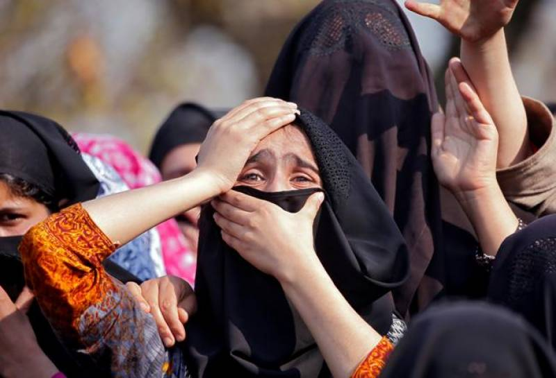 25 Kashmiri students injured in classroom explosion