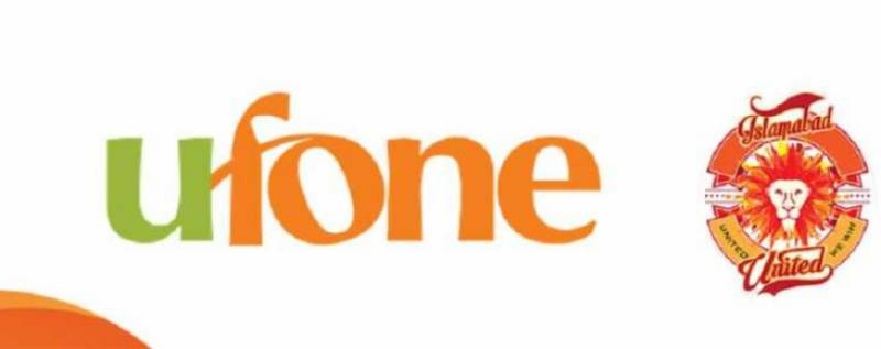 Ufone to support Islamabad United in PSL 2019