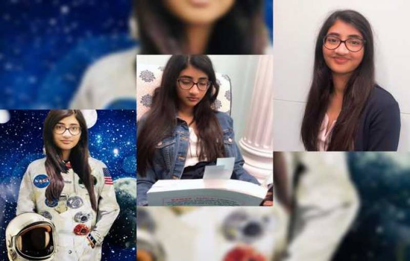 NASA selects 8th grader Pakistani girl for internship program