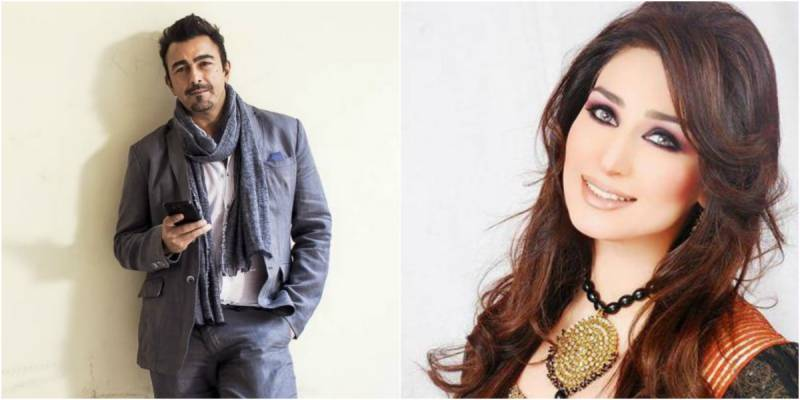 Shaan Shahid, Reema Khan are all set to share the screen