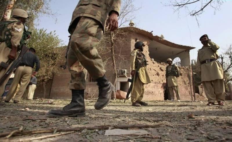 Four FC personnel embrace martyrdom in Balochistan gun attack
