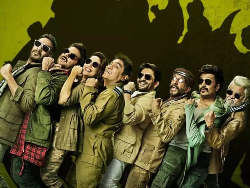 Ajay Devgun decides not to release his film 'Total Dhamaal' in Pakistan