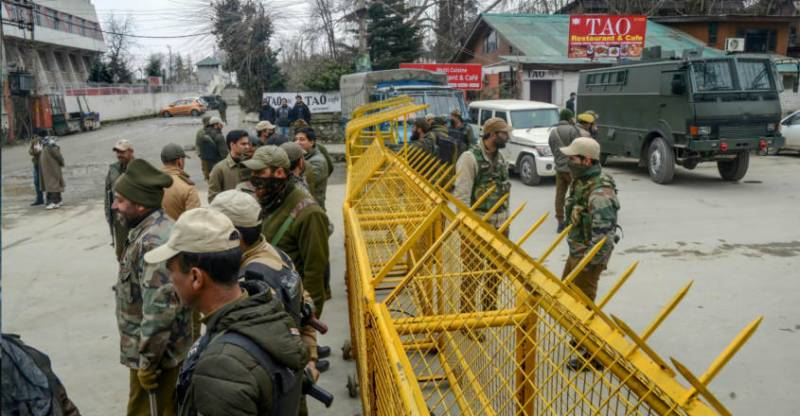 Army major, 4 Indian soldiers killed in Pulwama gunfight