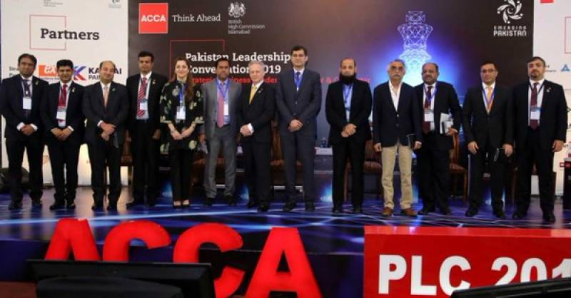 Pakistan Leadership Conversation 2019 opens with a successful event in Karachi