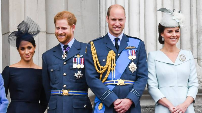 Prince Harry, Prince William are reportedly splitting up the royal household