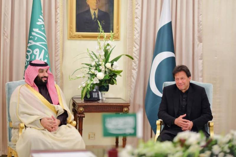 Saudi Prince Salman orders release of 2,107 Pakistani prisoners in KSA