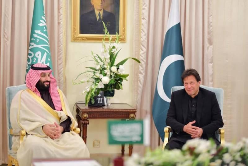 Saudi Prince Salman orders release of 2,107 Pakistani prisoners in KSA